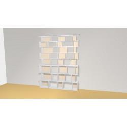 Bibliothèque (H239cm - L180 cm)