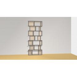 Bibliothèque (H252cm - L104 cm)