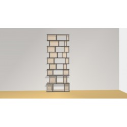 Bookshelf (H263cm - W104 cm)
