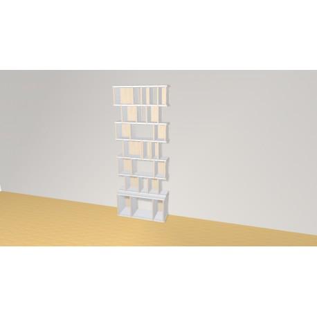 Bibliothèque (H191cm - L75 cm)