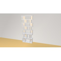 Bookshelf (H200cm - W81 cm)
