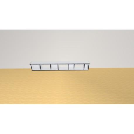 Bookshelf (H29cm - W210 cm)