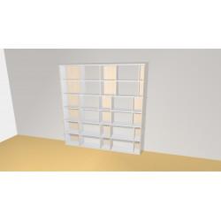 Bookshelf (H217cm - W210 cm)