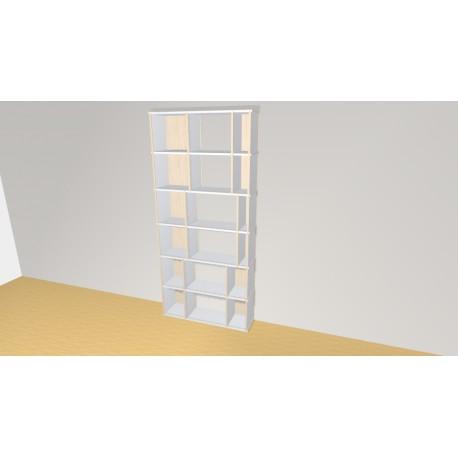 Bibliothèque (H217cm - L100 cm)