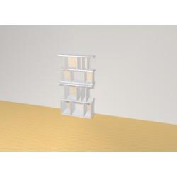 Bookshelf (H129cm - W70 cm)
