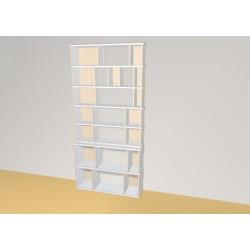 Bookshelf (H209cm - W100 cm)
