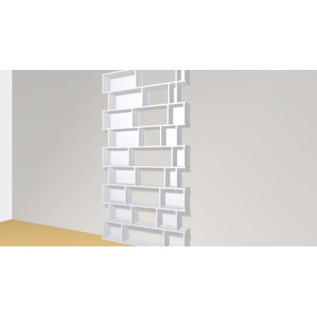 Bibliothèque (H243cm - L127 cm)
