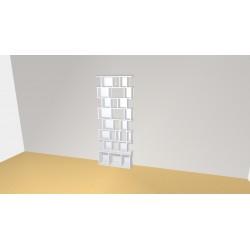 Bookshelf (H218cm - W84 cm)