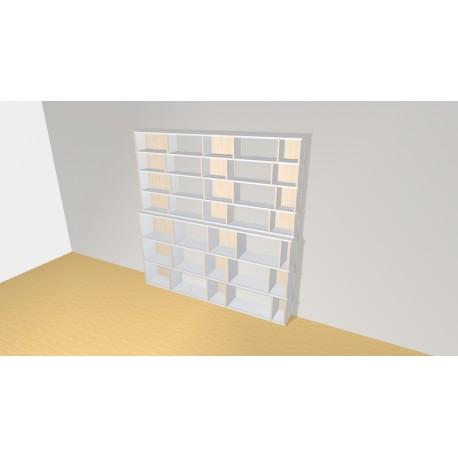 Bibliothèque (H212cm - L212 cm)