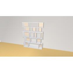 Bibliothèque (H165cm - L130 cm)