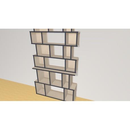 Bibliothèque (H176cm - L101 cm)