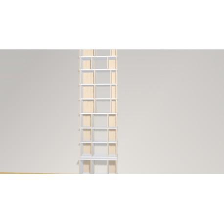 Bibliothèque (H248cm - L70 cm)