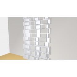 Bibliothèque (H319cm - L200 cm)