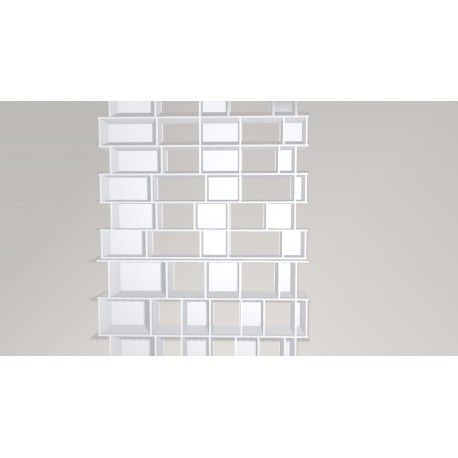 Bookshelf (H352cm - W200 cm)
