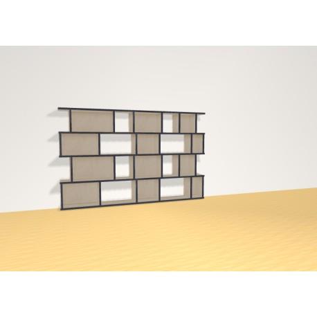 Bookshelf (H103cm - W164 cm)