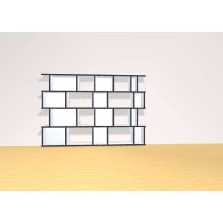 Bookshelf (H103cm - W150 cm)