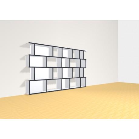 Bookshelf (H103cm - W167 cm)