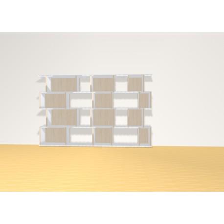 Bibliothèque (H103cm - L164 cm)
