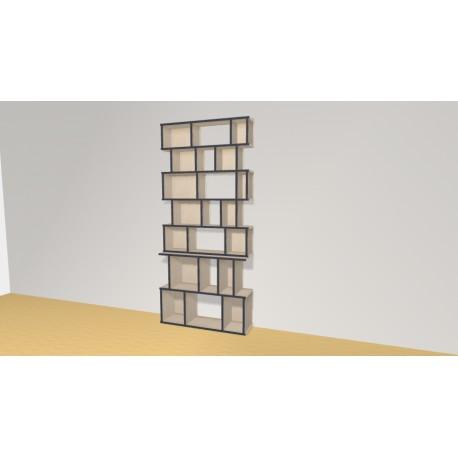 Bookshelf (H203cm - W92 cm)