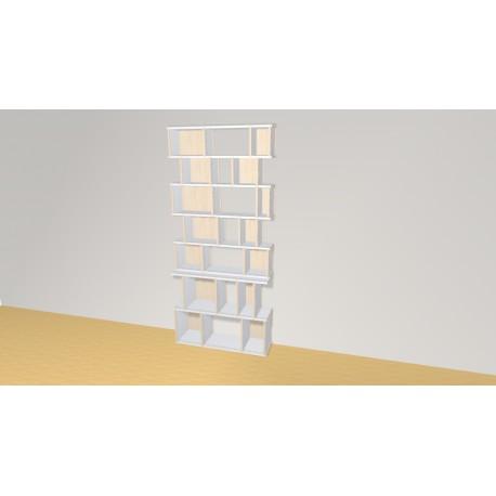 Bibliothèque (H203cm - L92 cm)