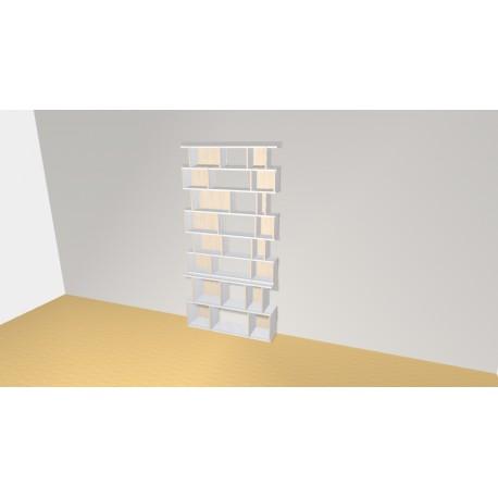 Bibliothèque (H230cm - L116 cm)