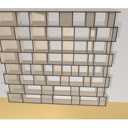 Bookshelf (H288cm - W324 cm)