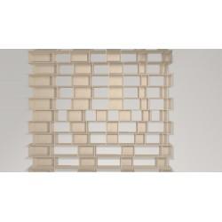 Bookshelf (H323cm - W328 cm)