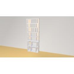 Bibliothèque (H203cm - L75 cm)