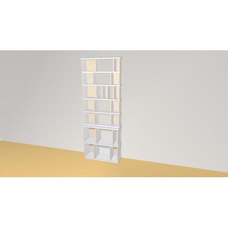 Bookshelf (H203cm - W75 cm)