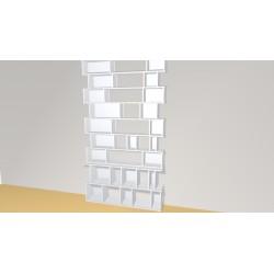 Bibliothèque (H254cm - L141 cm)