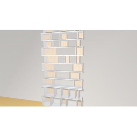Bibliothèque (H281cm - L146 cm)