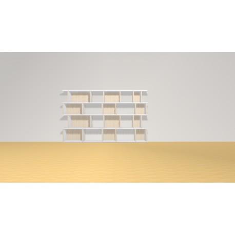 Bibliothèque (H103cm - L168 cm)