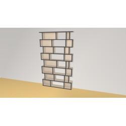 Bookshelf (H204cm - W117 cm)