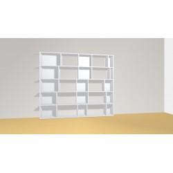 Bookshelf (H181cm - W211 cm)