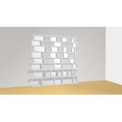 Bibliothèque (H230cm - L220 cm)
