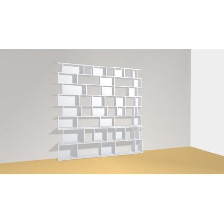 Bookshelf (H230cm - W221 cm)