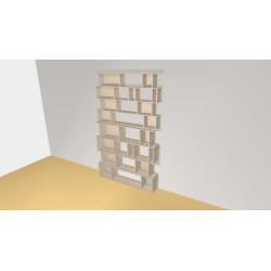 Bookshelf (H254cm - W152 cm)