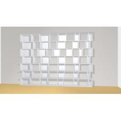 Bibliothèque (H252cm - L350 cm)