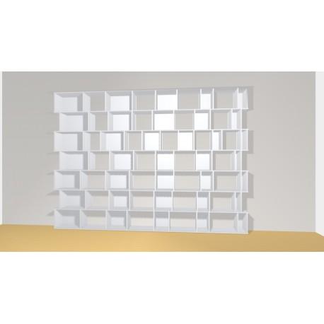 Bookshelf (H252cm - W350 cm)