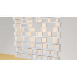 Bookshelf (H272cm - W286 cm)