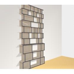 Bibliothèque (H293cm - L140 cm)