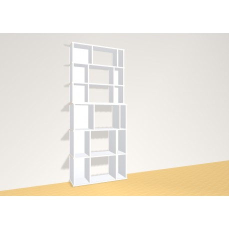 Bookshelf (H191cm - W79 cm)