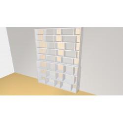 Bibliothèque (H239cm - L190 cm)