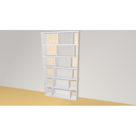 Bookshelf (H217cm - W118 cm)