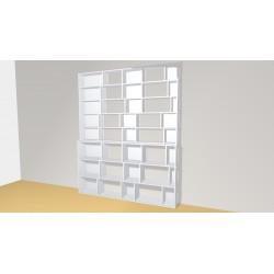 Bibliothèque (H245cm - L200 cm)