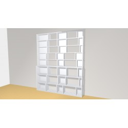 Bookshelf (H245cm - W200 cm)
