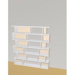 Bookshelf (H145cm - W130 cm)
