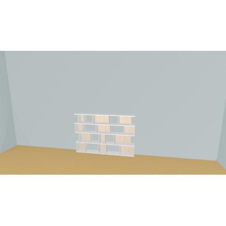 Bookshelf (H103cm - W169 cm)
