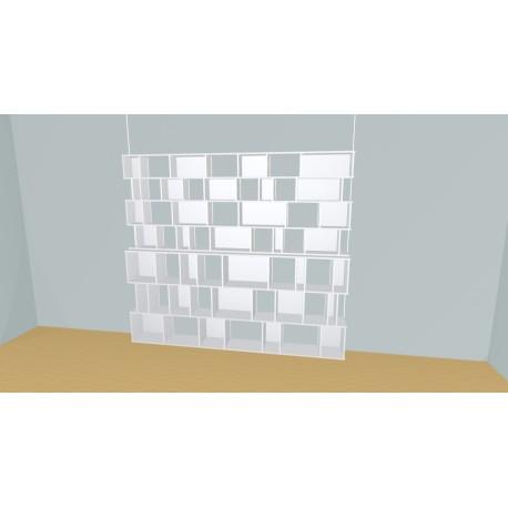 Bookshelf (H212cm - W270 cm)