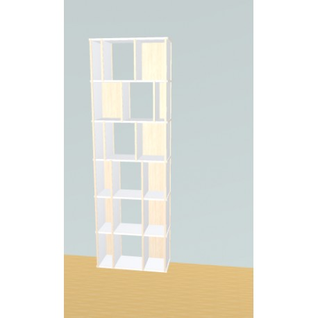 Bibliothèque (H217cm - L70 cm)